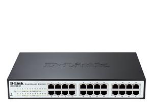 D-Link DGS-1100-24 24-Port 10/100/1000Mbps Smart Gigabit Switch